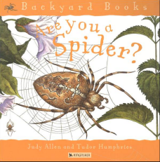 Spider Book Recommendation for children