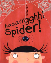 aaaaarrgghh! spider! teacher recommended spider books