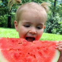 Take a Bite out of Summer with Silly Watermelon Pics