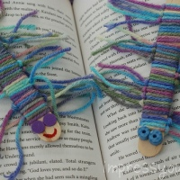 A Craft for Little Bookworms