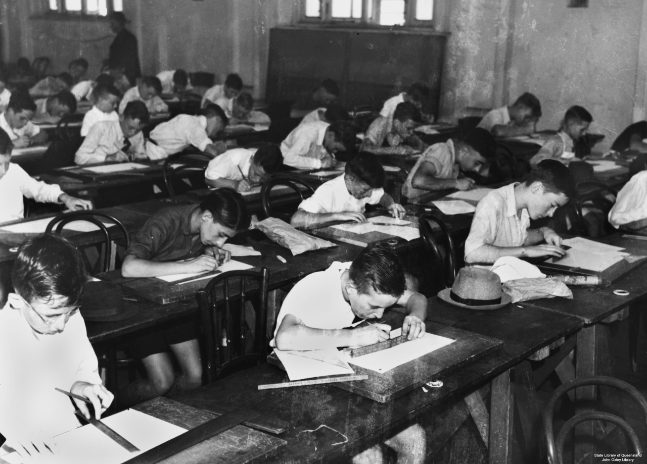 school test exam